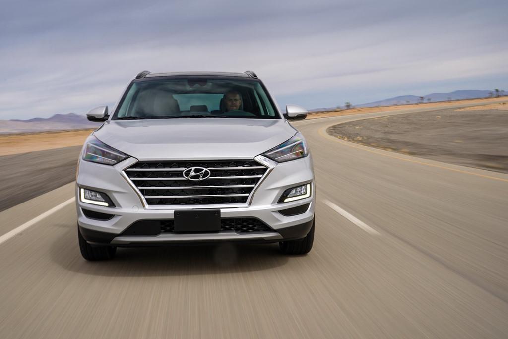 Hyundai Tucson 2019 gia tu 24.000 USD, doi dau Mazda CX-5 hinh anh 3