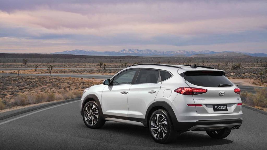 Hyundai Tucson 2019 gia tu 24.000 USD, doi dau Mazda CX-5 hinh anh 4