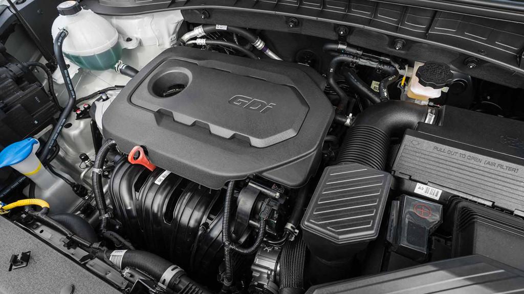 Hyundai Tucson 2019 gia tu 24.000 USD, doi dau Mazda CX-5 hinh anh 10