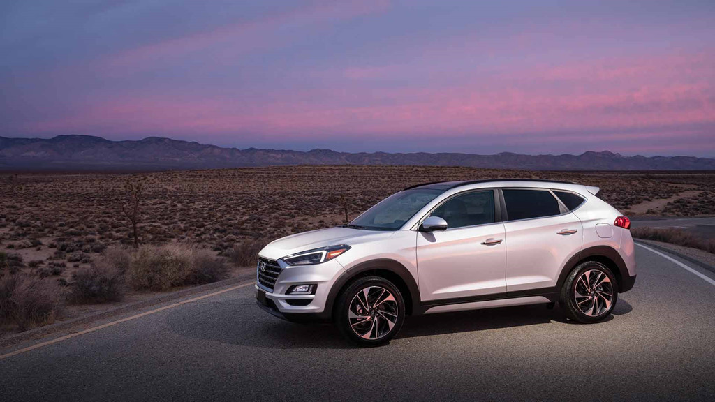 Hyundai Tucson 2019 gia tu 24.000 USD, doi dau Mazda CX-5 hinh anh 12