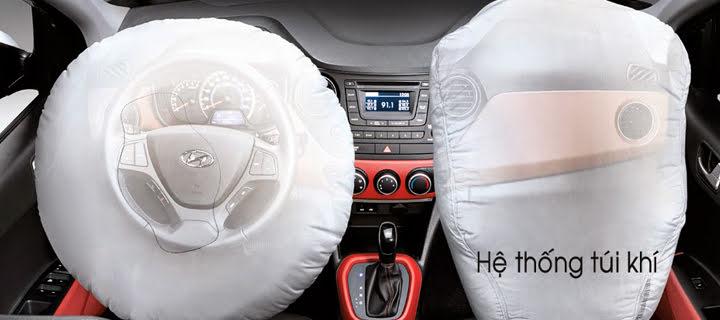 Hyundai Grand i10 Hatchback 1.2 AT - Hình 6