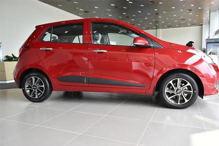 Hyundai Grand i10 Hatchback 1.2 AT - Hình 11